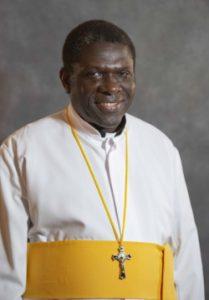 Father Deogratias Rwegasira, AJ