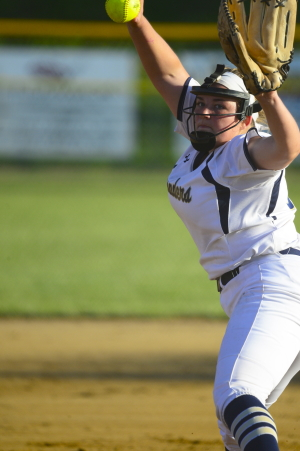 McDevitt's ace hurler is Oliva Murphy, who can bring the heat.