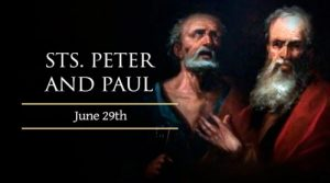 Saint Spotlight – Peter and Paul