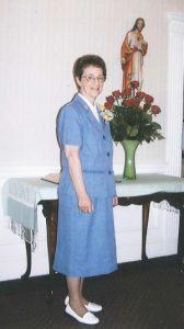 Sister Mary Ann Lawrence, MSC