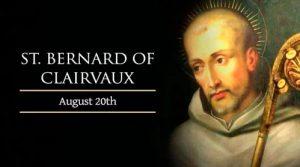 Saint Spotlight: Bernard of Clairvaux