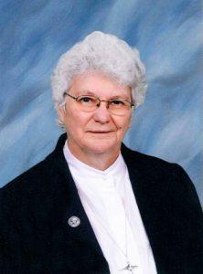 Sister Mary Anne Bednar, IHM