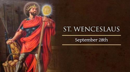 Saint Spotlight – St. Wenceslaus