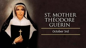 Mother Théodore Guérin