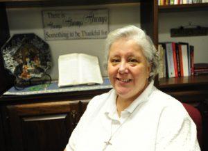 Sister Maureen Donati, IHM